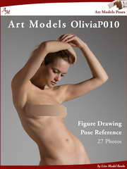 figure drawing pose Kindle ebook for OliviaP010