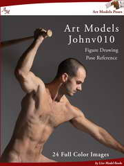 figure drawing pose Kindle ebook for JohnV010