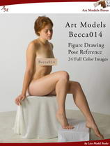 figure drawing pose Kindle ebook for Becca014