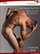 figure drawing pose Kindle ebook for BenP028