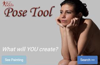Pose Tool page image